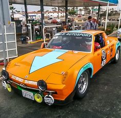 The Rally Historico Transpeninsular started in Tijuana and ended in Cabo San Lucas, Mexico, and I entered it in a 1973 Porsche 914 GT—a car I decided to build for the race. With my co-pilot Jim Burke, we did about 1,100 miles over three days—and what a drive it was.