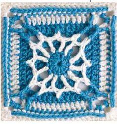 ISSUU - Crochet magazine june 2011 by Cindi Greek