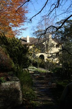 Everglades House & Garden, Leura, Blue Mountains Australia