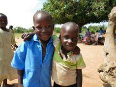 a life changing story of Children's HopeChest's ministry in Uganda Africa. #hopechest #sponsorachild #givehope