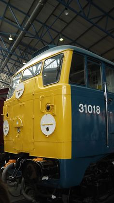 National Railway Museum, British Rail, Diesel Locomotive, Trains, Classic, Derby, Classic Books, Train