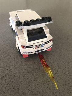 Lego Peugeot 205 T16