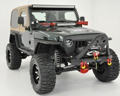 Jeep TJ | Cars Rockcrawling And Cool Rides | Pinterest | Jeep Tj, Jeeps And  Jeep Stuff