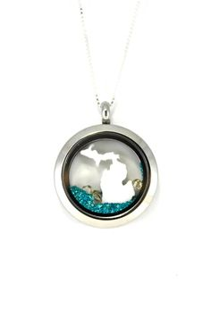 Blue Lake Locket by SmittenDesignsStudio on Etsy, $70.0I MUST HAVE THIS!!!!