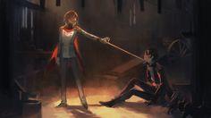 """スキリ on Twitter: """"Chapter.1 Knight meets Thief https://t.co/hkSDjR4xE3"""""""