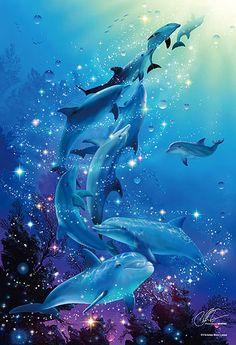 Lassen ~ Dolphin Rising
