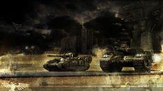 Imperial Guard Baneblade Emperor Class Super Heavy Tanks.