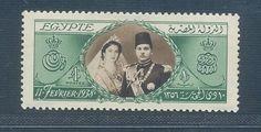 خمس جنيهات مطبوع عليها الملك فاروق