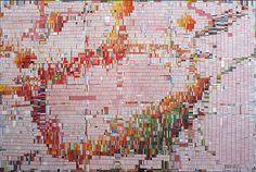 Laurie Frick, Data Artist: Watch her CreativeMornings/Austin talk → http://creativemornings.com/talks/laurie-frick/1