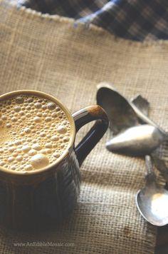 Butternut Butterscotch Latte