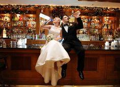 20 lustige Ideen für Hochzeitsbilder