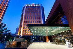 Sheraton Hohhot Hotel-Inner Mongolia - China