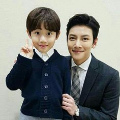Cute kid!!! Love in trouble is one of the best dramas!!! Is a must watch!!!