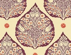 Galbraith and Paul , one of the only companies still doing large-scale block printing in the United States, just came out with a new lin...