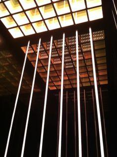 elevator lighting detail, W Hotel Taipei