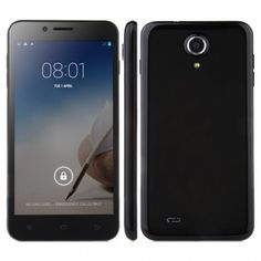 JIAKE JK730 smartphone use 5 inch Screen, 1GB RAM + 8GB ROM with MTK6592 octa core 1.7GHz processor, has 2MP front + 8MP rear dual camera, and installed Android 4.4 OS.