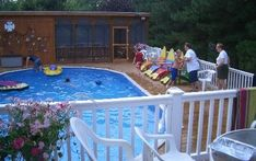 Best Above Ground Pool, In Ground Pools, Swimming Pools, Outdoor Decor, Home Decor, Ideas, Swiming Pool, Pools, Decoration Home
