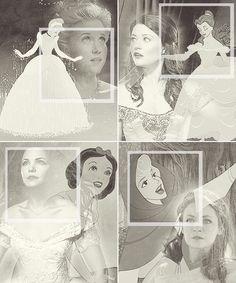 Once Upon a Time Princesses