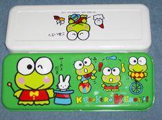 Keroppi pencil case