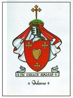 John Adams 1730 - 1795 County Cavan, Ulster, Ireland