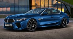 The brand new four-door coupe appears to be like nearly able to hit BMW's showrooms . Bmw 840i, Bmw Girl, Car Car, Put On, Navy Suits, Groom Suits, Groom Attire, Motor Car, Luxury Cars