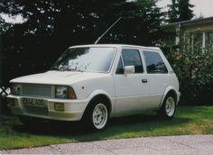 Innocenti Mini De Tomaso, 1982