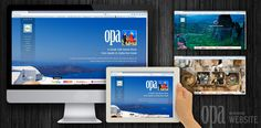 ThinkBAG designed and developed a full Responsive website of OPA Show. Advertising Campaign, Marketing, Website, Design, Teaser Campaign
