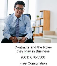 Contracts and the Roles they Play in Business