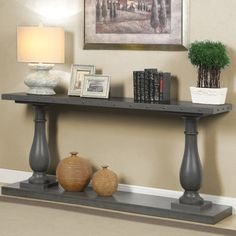 Found it at Wayfair - Console Table Console Table, Sofa Tables, Entryway Tables, Foyer, New Homes, House, Furniture, Decorating Ideas, Home Decor