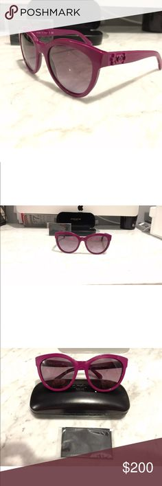 a9808acc14013 Chanel boy sunglasses Chanel brick (boy)  made in Italy OLM130. Great