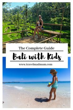The ultimate and complete guide to the best things to do in Bali with Kids. Having spent so much time there we made an extremely in depth article on where to visit, where to stay (with plenty of options) and where to eat and what to pack! Bali With Kids, Travel With Kids, Family Travel, Amazing Destinations, Travel Destinations, Travel Tips, Bali Baby, Family Friendly Resorts, Family Holiday Destinations