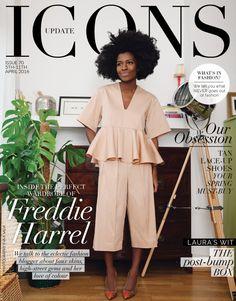 WARDROBE ICONS I Issue 70 I Inside the Perfect Wardrobe of Freddie Harrel