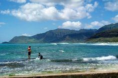 The Leeward side (West) Nanakuli, Oahu - I miss u so!