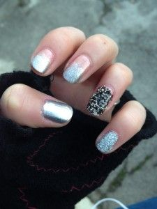 Ciaté #nailart #caviar #nails