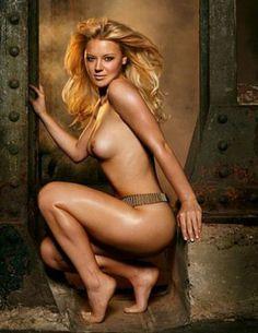 Miriam Gossner in posa per Playboy