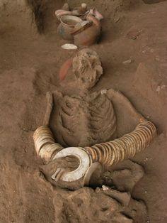 The Dawn of Angkor: Shell Bangles Mark an Elite Burial at Ban Non Wat