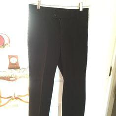 "Black pants Black pants. 32"" inseam Instantly slims you Pants Trousers"