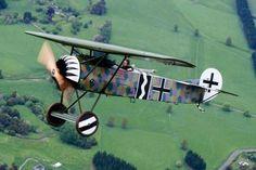 Fokker D.VIII - BFD