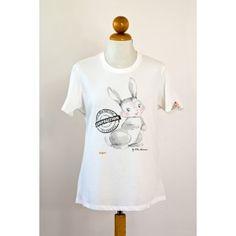 """No Cruelty - No Angora, la proma """"T-shirt animalista"""" di Elio Fiorucci!"""