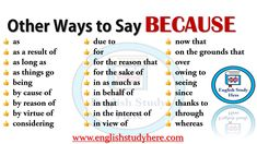 Other Ways to Say You Are Beautiful in English - English Study Here Essay Writing Skills, Book Writing Tips, English Writing Skills, Writing Words, English Lessons, Teaching English, French Lessons, Spanish Lessons, Teaching Spanish