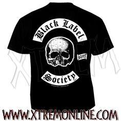 Camiseta de Black Label Society - Brewtality.