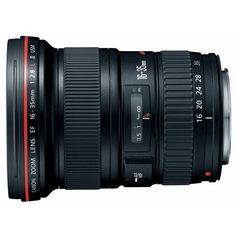 Canon EF 16-35mm f/2.8L II USM Ultra Wide Angle Zoom Lens by Canon. $1499.99. From the Manufacturer                Broaden your perspective with the Canon EF 16-35mm ultra-wide-angle zoom lens. Specifically designed for improved edge-to-edge image quality that meets the strict requirements of professional and high-end amateur photographers alike, the lens lets you bring more area into focus while providing greater depth of field. The lens features three high-precision asphe...