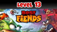 Best Fiends Level 13 Mystic Mines