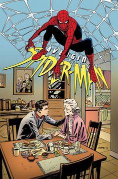 Chris Samnee - Spider-man
