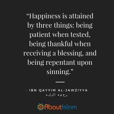 We can get happiness by doing three things! 3⃣
