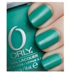 Orly Nail Lacquer - Viridian Vinyl - .6 Fl. Oz. >>> Check out the image by visiting the link. (This is an affiliate link and I receive a commission for the sales) #FootHandNailCare
