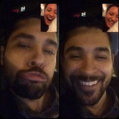Demi Lovato and Wilmer Valderrama Have Facetime Laugh While She Tours | Cambio