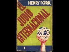 El Judio Internacional - Henry Ford [Parte 1 de 2] (Audio Libro)