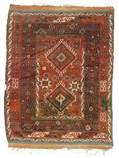Tarih: 17. Yüzyıl  Ait olduğu yöre: Balıkesir - Yüncü  Bulunduğu yer: Etnografya Müzesi Ankara