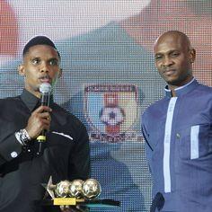 AFRIQUE :: Célébration à Abidjan de 13 légendes du football africain